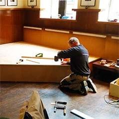 Sonderanfertigung der Tischlerei Grohs aus Hannover